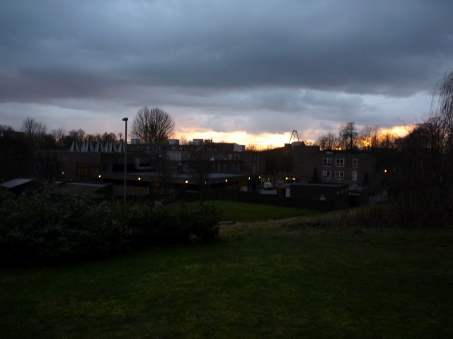 Langwith from Chemistry at dusk