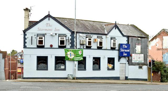 """The """"Stormont Inn"""", Belfast - October 2015(1)"""
