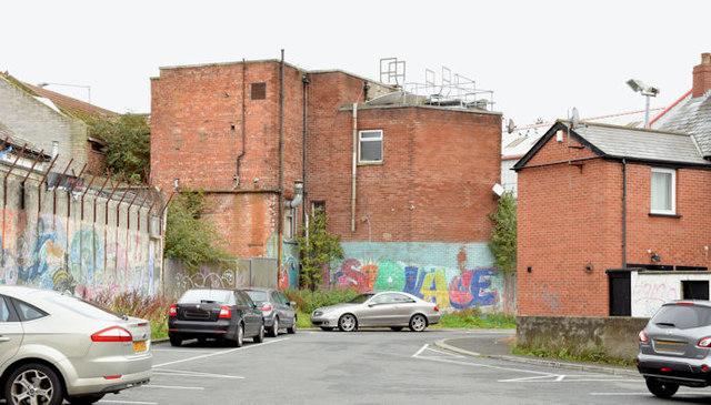 """The """"Stormont Inn"""", Belfast - October 2015(4)"""