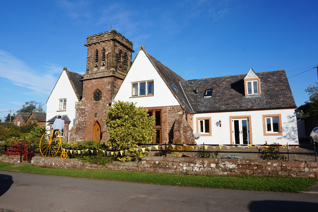 Former Melmerby School 1862-1974