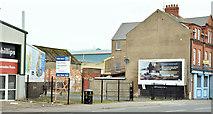 J3573 : Development site, Ravenhill Road, Belfast (October 2015) by Albert Bridge