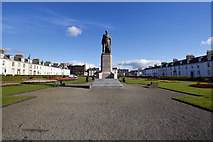 NS3321 : Wellington Square Ayr Scotland by david cameron photographer