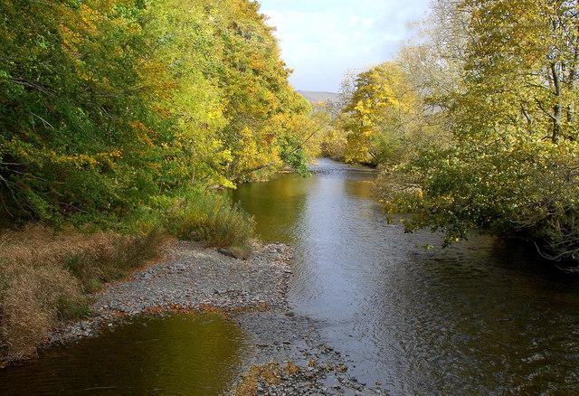 The River Tweed