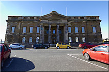 NS3321 : Ayr Sheriff Court and Justice of the Peace Court by david cameron photographer