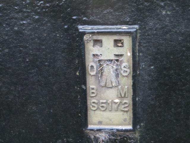 Ordnance Survey Flush Bracket S5172