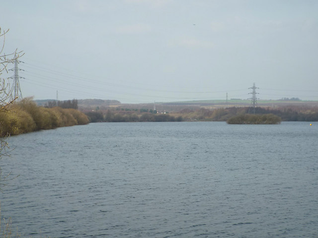 North on Chasewater