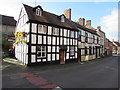 SJ5441 : South side of The Olde House, Dodington, Whitchurch by Jaggery