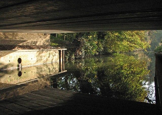 Under Brasley Bridge