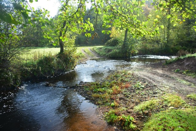 Ford at Plowden Woods