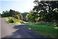 NY6132 : Public footpath leading to Blencarn by Ian S