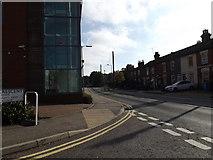 TM1543 : B1075 Ranelagh Road, Ipswich by Adrian Cable