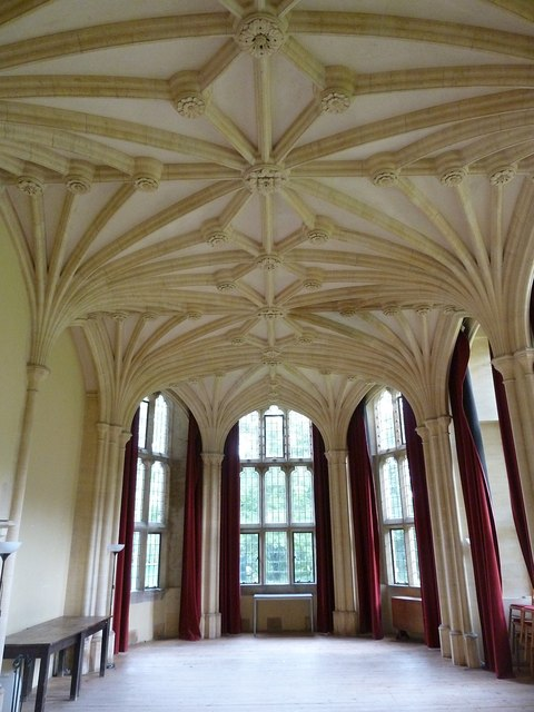Woodchester Mansion - The Drawing Room