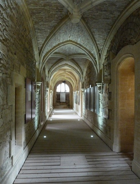 Woodchester Mansion First Floor Rob Farrow Geograph Britain And Ireland