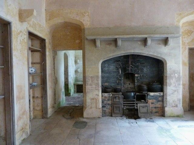 Woodchester Mansion - Kitchen