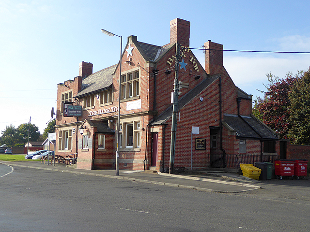 The Bank Top public house