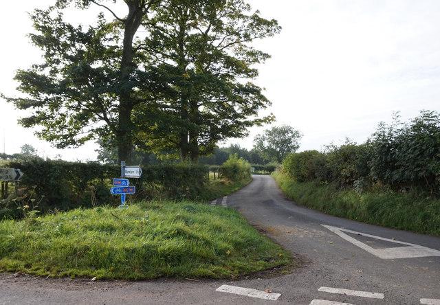 Road leading to Newbiggin