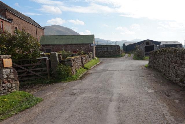Farm Buildings at Knock