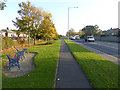 NZ3180 : Rotary Way, Blyth by Oliver Dixon