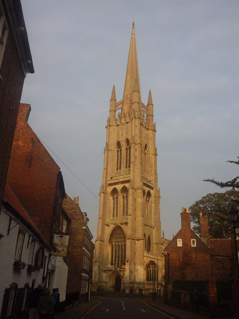 St James' Church, Louth