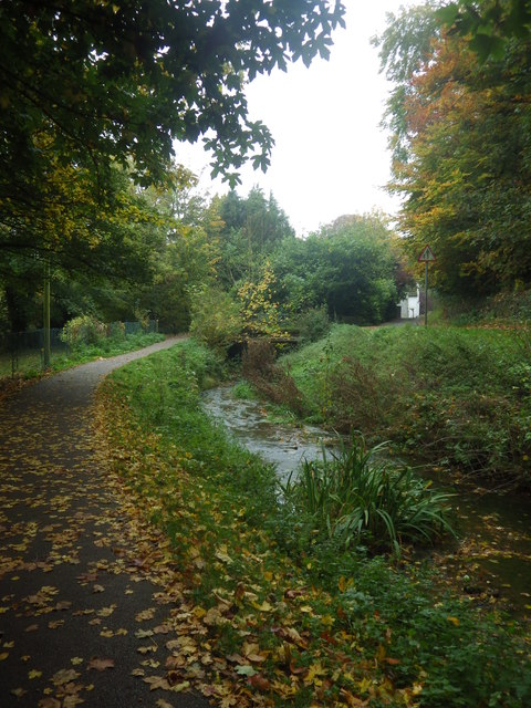 River Lud, near Crowtree Lane