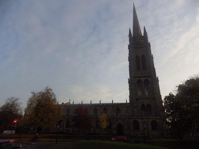 St James' Church, Louth