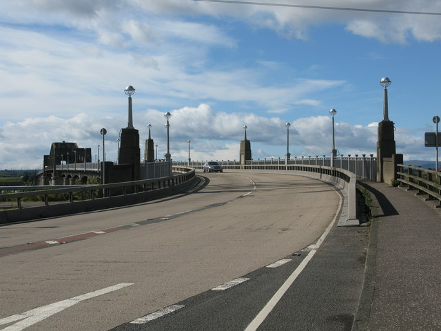 Kincardine on Forth Bridge