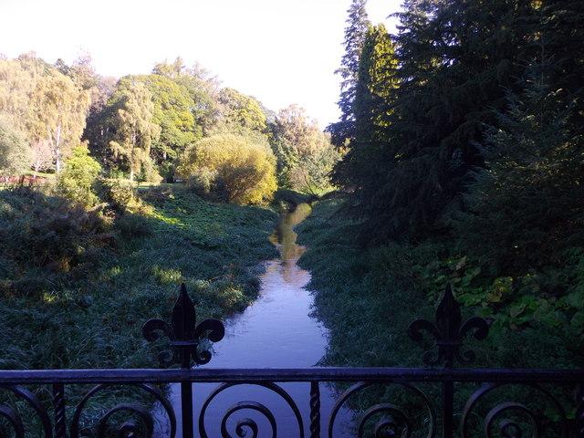 Upstream Dean Water