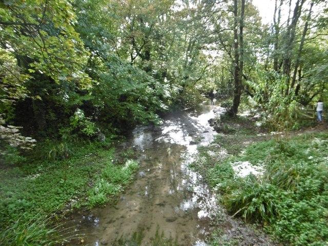 Cerne Abbas, millstream