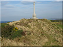 NS1907 : Turnberry War Memorial by G Laird