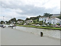 SS2006 : Bude Canal, Bude  Cornwall by Derek Voller