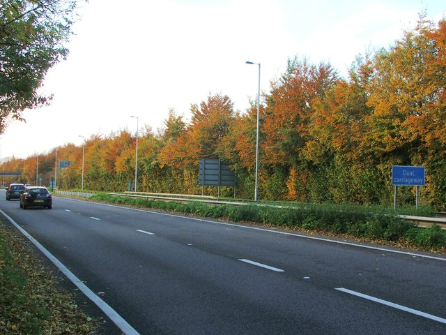 Sevenoaks Road, near Badgers Mount