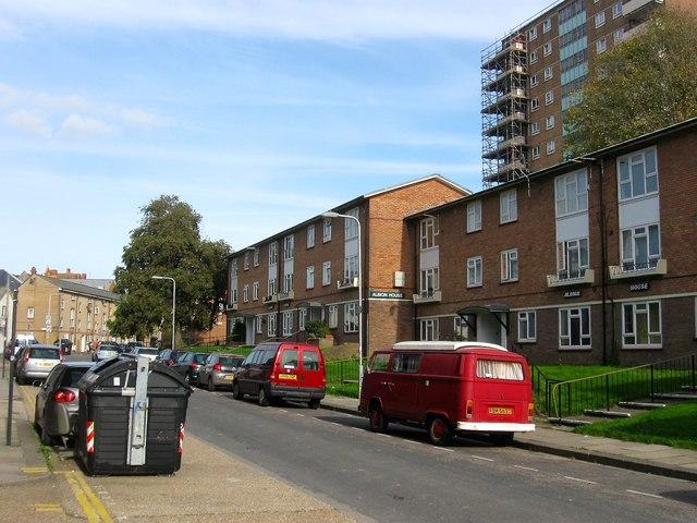 Albion House Street Brighton