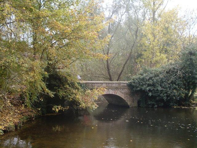 Bridge over the River Blackbourn