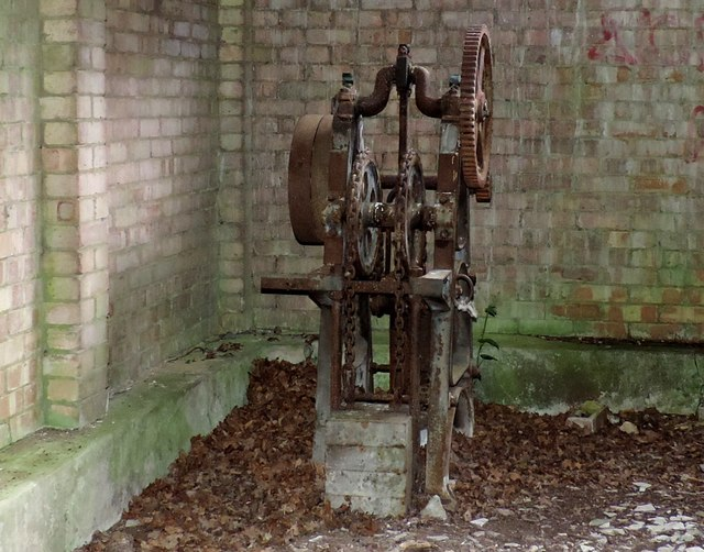 Pumping machinery (disused)