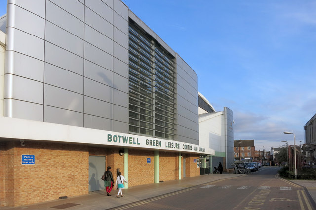Botwell Green Leisure Centre