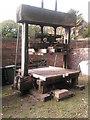 SX8864 : Cockington cider press by John C