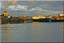 ST5772 : Bristol's Waiting Room by Anthony O'Neil
