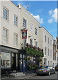 TQ2879 : Wilton Arms, Kinnerton Street by Stephen Richards
