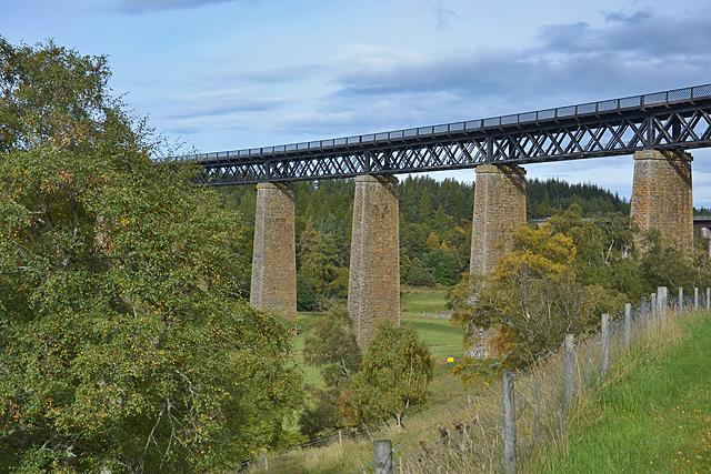 Findhorn railway viaduct
