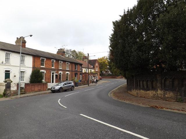 Henley Road, Ipswich