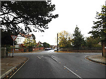 TM1645 : Park Road, Ipswich by Adrian Cable
