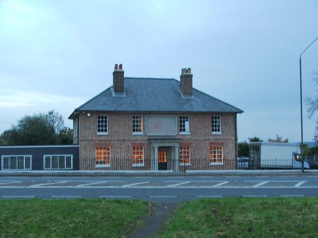 Polhill Arms, near Halstead