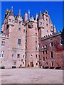 NO3848 : Glamis Castle by Stanley Howe