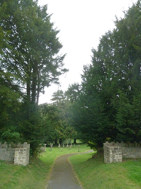 Extension to the churchyard of St James the Great, Bratton