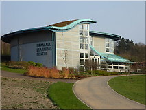 SE2853 : The Bramall Learning Centre at Harlow Carr by Rod Allday