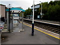 SJ5441 : Whitchurch (Shropshire) railway station ticket machine by Jaggery