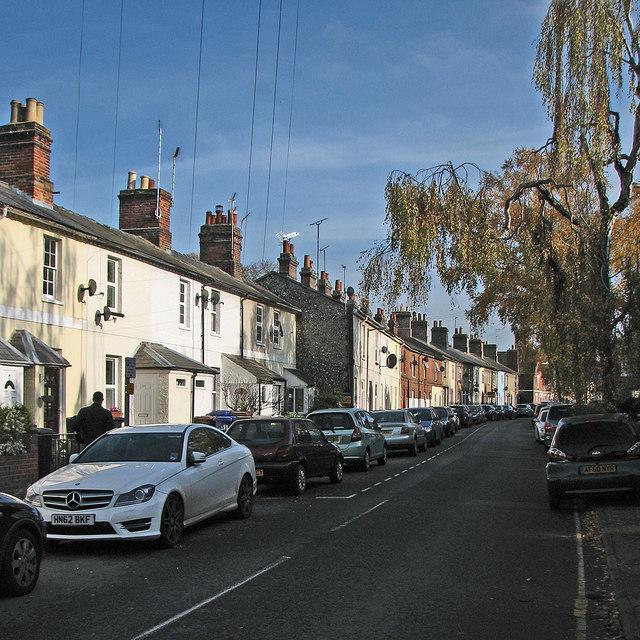 Newmarket: All Saints Road