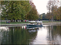 SP5105 : The River Thames south of Christ Church Meadow, Oxford by Dylan Moore