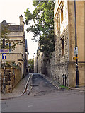 SP5105 : Brewer Street, Oxford by Dylan Moore
