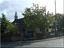 SK4447 : St John's Church, Aldercar by JThomas